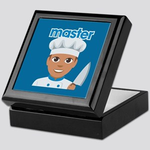 Emoji Master Chef Keepsake Box