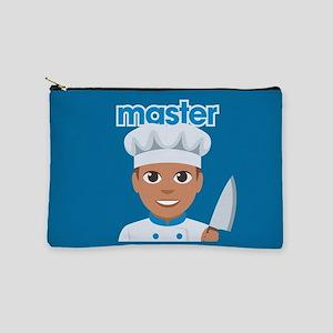 Emoji Master Chef Makeup Bag