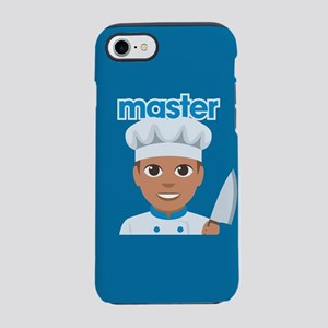 Emoji Master Chef iPhone 8/7 Tough Case