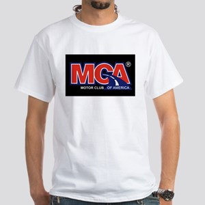 MCA BLACK HD T-Shirt