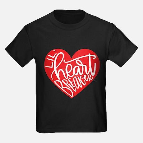 Lil' Heart Breaker Kid's Classic T-Shirt
