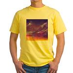 54.yearnin'..? Yellow T-Shirt