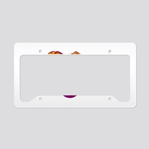 CLAWS License Plate Holder