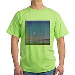 13.venice beach/ prayer..? Green T-Shirt