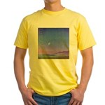 13.venice beach/ prayer..? Yellow T-Shirt