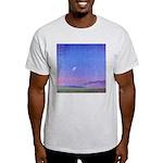 13.venice beach/ prayer..? Ash Grey T-Shirt