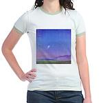 13.venice beach/ prayer..? Jr. Ringer T-Shirt