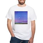 13.venice beach/ prayer..? White T-Shirt