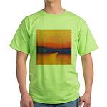 20. golden road..? Green T-Shirt