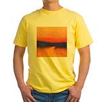 20. golden road..? Yellow T-Shirt