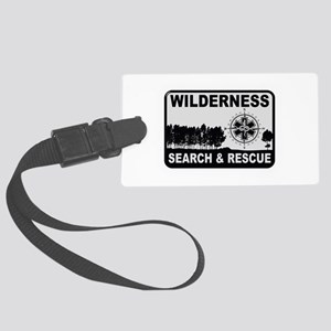 Wilderness Search & Rescue Luggage Tag
