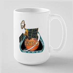Orbit Insertion Team Logo Large Mug Mugs