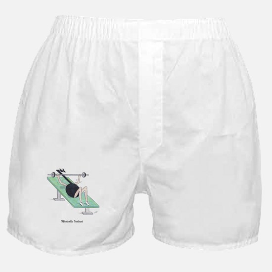 Musically Inclined Boxer Shorts