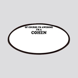 Of course I'm Awesome, Im COHEN Patch