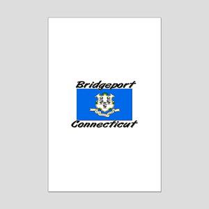 Bridgeport Connecticut Mini Poster Print