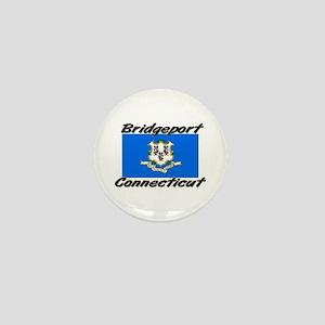 Bridgeport Connecticut Mini Button