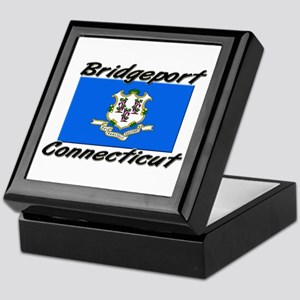 Bridgeport Connecticut Keepsake Box