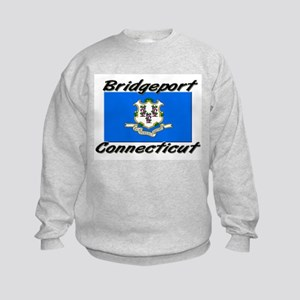 Bridgeport Connecticut Kids Sweatshirt