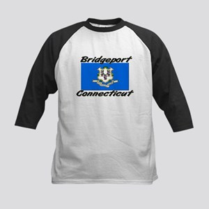 Bridgeport Connecticut Kids Baseball Jersey