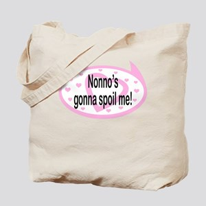 Nonno's Gonna Spoil Me Tote Bag