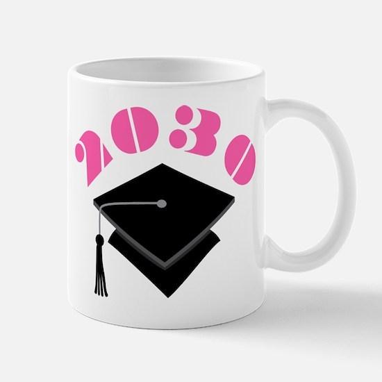 2030 Class Graduation Gift Idea Mugs