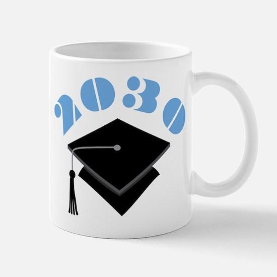Class Of 2030 Graduation Gift Mugs