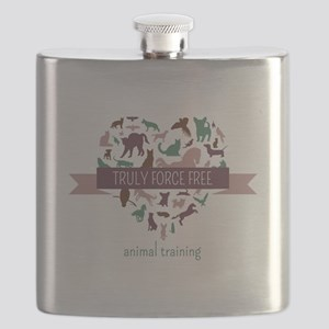 Truly Force Free Animal Training Flask