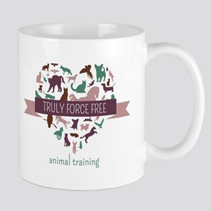 Truly Force Free Animal Training Mugs