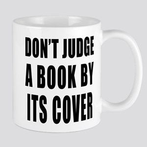 Don't Judge a Book by its Cover Mug