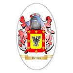 Sereys Sticker (Oval 50 pk)
