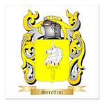 Serettini Square Car Magnet 3