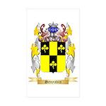 Senyavin Sticker (Rectangle 50 pk)