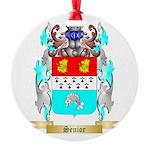 Senior Round Ornament