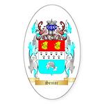 Senior Sticker (Oval 10 pk)