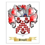 Sempill Small Poster