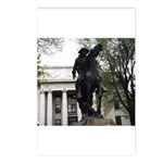 Rough Rider Statue Postcards (Package of 8)