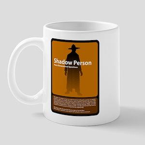 Shadow Person Mug