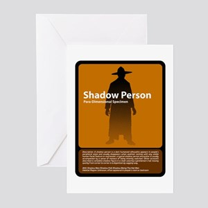 Shadow Person Greeting Cards (Pk of 10)