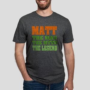 MATT - The Legend Black T-Shirt