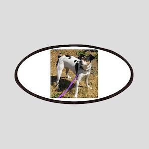 rat terrier full Patch