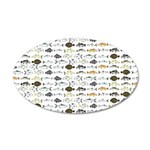 Florida Inshore Fishes Wall Decal