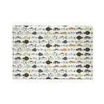 Florida Inshore Fishes Magnets