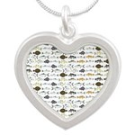 Florida Inshore Fishes Necklaces