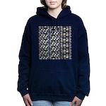 Florida Inshore Fishes Women's Hooded Sweatshirt