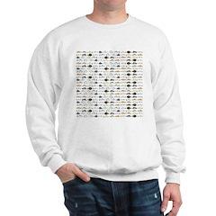 Florida Inshore Fishes Sweatshirt