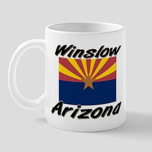 Winslow Arizona Mug