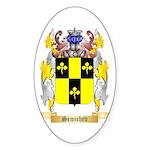 Semichev Sticker (Oval)