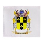 Semenovich Throw Blanket