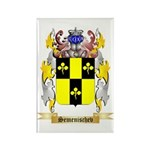 Semenischev Rectangle Magnet (100 pack)