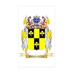 Semenischev Sticker (Rectangle 50 pk)